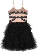 TUTU DU MONDE - Girl's Black Jack Tutu Dress