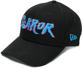 Kokon To Zai X NEW ERA Terror embroidered cap