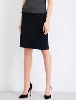 Armani Collezioni Stretch-woven pencil skirt