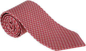 Salvatore Ferragamo Classic Printed Neck Tie
