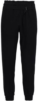 Ann Demeulemeester Wool-blend Twill Tapered Pants