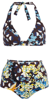 Laura Urbinati Floral Bikini Set