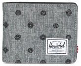 Herschel Men's Hank Rfid Wallet - Grey