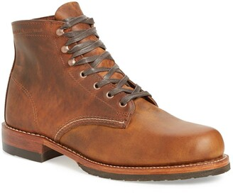 Wolverine Evans Plain Toe Boot