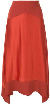 Dion Lee Transfer skirt