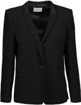 Sandro Visage crepe blazer