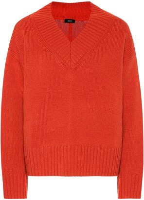 Joseph Wool and cashmere sweater