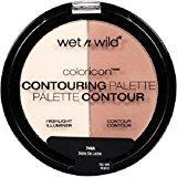 Wet n Wild Wnw C749 Meglo Cnt Pwd Du Size .44a Megaglo Contouring Palette Powder C 749 Dulce De Leche .44oz