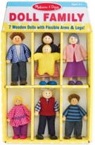 Melissa & Doug Kids' Doll Family