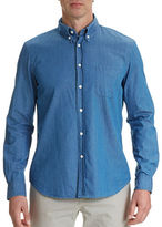 Steven Alan Collegiate Chambray Sport Shirt