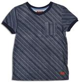 7 For All Mankind Boys' Striped Tee - Little Kid