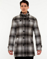 Le Château Melton Funnel Neck Coat