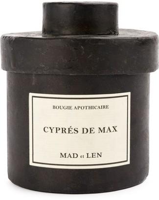 Mad Et Len Cypres de Max candle