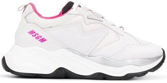 MSGM Attack low-top sneakers