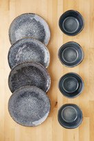 Urban Outfitters 8-Piece Clay Reactive Glaze Dinnerware Set