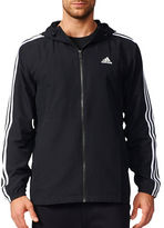Adidas Woven Stanford Hooded Jacket