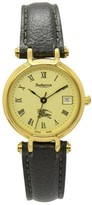 Burberry 3210 Gold Plated & Leather Quartz 26mm Womens Watch