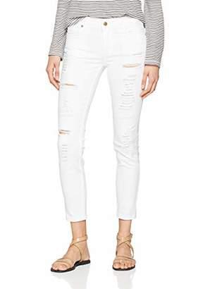 Silvian Heach Women's Acasio (Kim) Bootcut Jeans