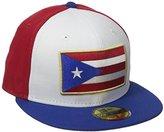 New Era Cap Men's Spirit Puerto Rico Fitted Hat
