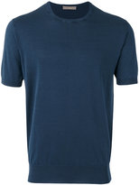 Cruciani crew neck T-shirt - men - Cotton - 50