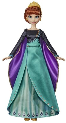 Frozen Frz 2 Singing Doll Queen Anna