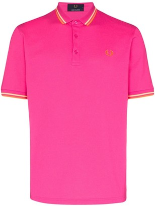 Fred Perry Made in Japan pique polo shirt