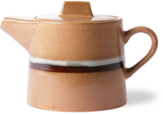 Hk Living HK Living - Ceramic 70s Teapot Stream