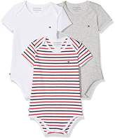 Tommy Hilfiger Baby Body S/s 3 Pack Footies