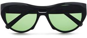 Cat Eye Andy Wolf Goran Acetate Sunglasses