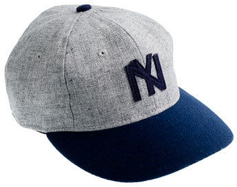 J.Crew Ebbets Field Flannels® Lincoln Giants ball cap
