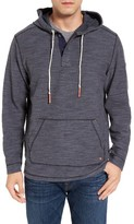 Tommy Bahama Men's Big & Tall Poncho Pop Henley Hoodie