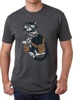 Crazy Dog T-shirts Crazy Dog Tshirts Hipster Cat T Shirt funny kitty shirt hipster kitten tee