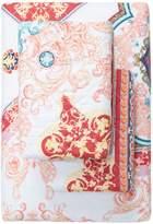 Melange Home Versailles Quilt Set