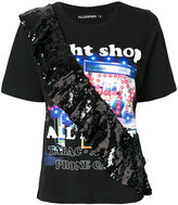 Filles a papa Genny graphic printed T-shirt