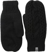 The North Face Cable Knit Mitt Extreme Cold Weather Gloves