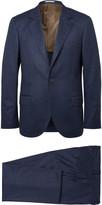 Brunello Cucinelli - Navy Slim-fit Wool Suit