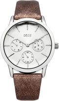 Oasis Metallic Strap Watch