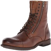 Frye Men's Tyler Double Zip Combat Boot