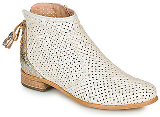 Muratti ROZET women's Mid Boots in White