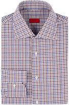 Isaia Men's Plaid Dress Shirt