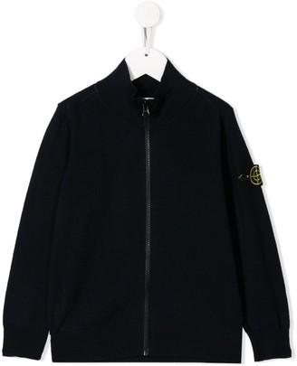 Stone Island Junior Bomber Jacket