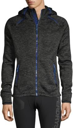 Superdry Raglan-Sleeve Hooded Jacket