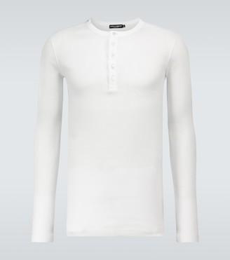 Dolce & Gabbana Harnes long-sleeved T-shirt