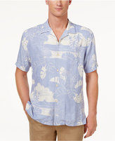 Tommy Bahama Men's 100% Silk Bon Voyage Isle Shirt