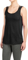 361 Degrees Fitted Tank Top - Scoop Neck (For Women)