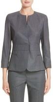 Max Mara Women's Roncolo Stretch Wool & Silk Jacket