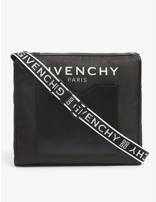Givenchy Light 3 crossbody nylon bag
