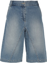 Tibi Denim shorts