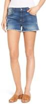 7 For All Mankind Women's High Waist Cutoff Denim Shorts