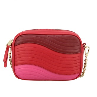 Furla Crossbody Bags Shoulder Bag In Wave-like Quilted Leather